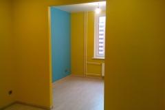 Ремонт детской  в 2-комнатной квартире 34