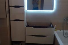 Ремонт санузла в 2-комнатной квартире 32