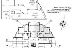 Агрогородок. Ремонт 3-комнатной квартиры 1