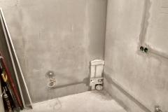 Железнодорожный. Ремонт ванной 7