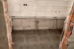 Павлино. Ремонт ванной 1