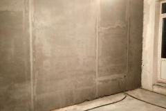 Выравнивание стен 1