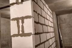Выравнивание стен 6