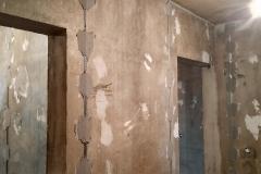Выравнивание стен 16