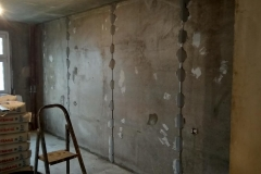 Выравнивание стен 19