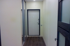 Ремонт холла в 2-комнатной квартире 39