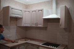Установка кухонной мебели 6