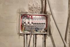 Монтаж черновой электрики, сантехники 2