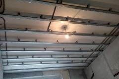 Монтаж потолков из гипсокартона 3