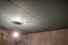 Монтаж потолков из гипсокартона 9