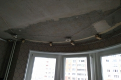 Установка натяжных потолков 2