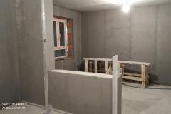 Ремонт квартиры 47 м2. Черновые работы