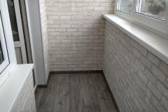 Новое Павлино. Ремонт балкона 35
