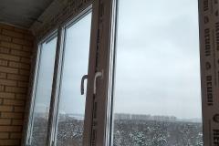Новое Павлино. Ремонт балкона 30