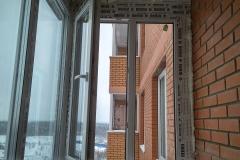 Новое Павлино. Ремонт балкона 31