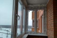 Новое Павлино. Ремонт балкона 32