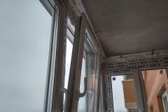 Новое Павлино. Ремонт балкона 28
