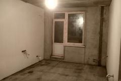 Новое Павлино. Ремонт комнаты 1