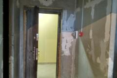 Новое Павлино. Ремонт коридора 1