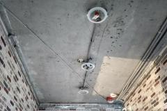 Новое Павлино. Ремонт коридора 8