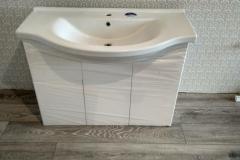 Новое Павлино. Ремонт ванной 15