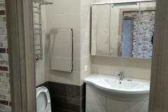 Новое Павлино. Ремонт ванной 17