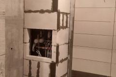 Новое Павлино. Ремонт ванной 1