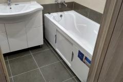Новое Павлино. Ремонт ванной 25
