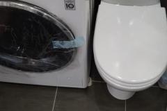 Новое Павлино. Ремонт ванной 29