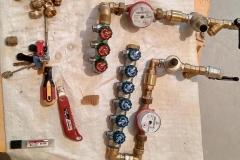 Разводка воды 3