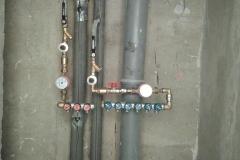 Разводка воды 4