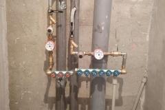 Разводка воды 5
