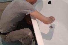 Ремонт ванной 15