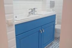 Ремонт ванной и туалета 25