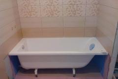 Ремонт ванной и туалета 12