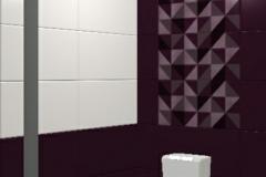 Новое Павлино. Ремонт туалета в 1-комнатной квартире 1