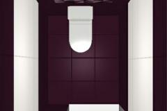 Новое Павлино. Ремонт туалета в 1-комнатной квартире 11