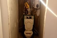 Новое Павлино. Ремонт туалета в 1-комнатной квартире 13
