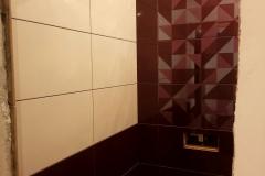 Новое Павлино. Ремонт туалета в 1-комнатной квартире 33