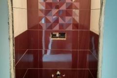 Новое Павлино. Ремонт туалета в 1-комнатной квартире 41