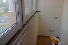 Утепление балкона. Демонтаж 14
