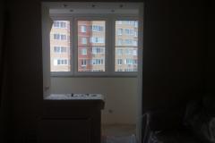 Утепление балкона. Демонтаж 17