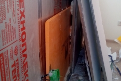 Утепление балкона. Демонтаж 25