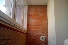 Утепление балкона. Демонтаж 39