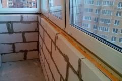 Утепление балкона. Монтаж 52