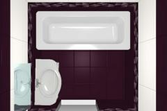 Новое Павлино. Ремонт ванной в 1-комнатной квартире 11