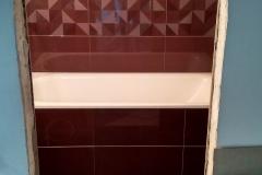 Новое Павлино. Ремонт ванной в 1-комнатной квартире 56
