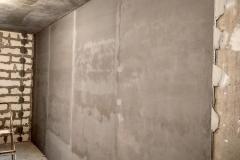 Возведение перегородок, выравнивание стен 10