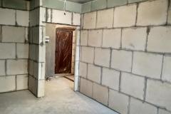 Возведение перегородок, выравнивание стен 25